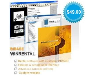 Winrental full screenshot
